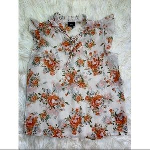 Mossimo Supply Co. - Floral Top